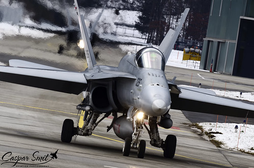 Swiss Air Force F/A-18C Hornet