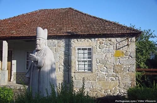 Estátua de São Pedro - Mões - Portugal 🇵🇹