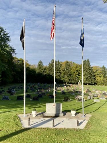 10-06-2019 Ride Veterans Memorial - AL Post 478 - St Cloud,WI