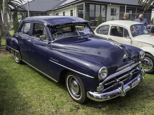 1952 Plymouth Cranbrook P23 Sedan