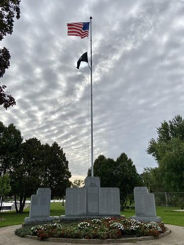 10-06-2019 Ride WWII Memorial - Oshkosh,WI