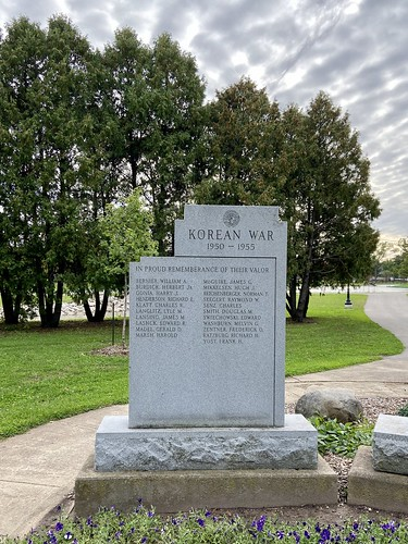10-06-2019 Ride Korean War Memorial - Oshkosh,WI