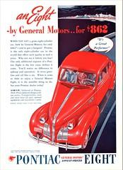 1939 Pontiac De Luxe Eight Business Coupe