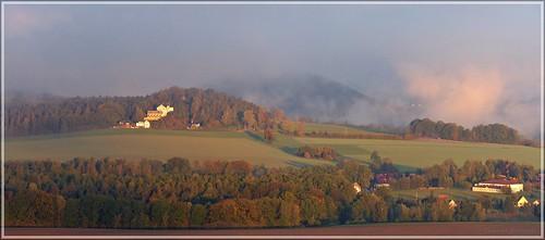 Blick zum Wolfsberg