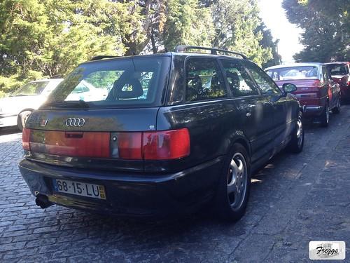Audi RS2 Avant - Caramulo