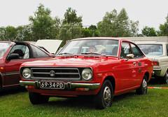 1970 Datsun 1200 Coupé