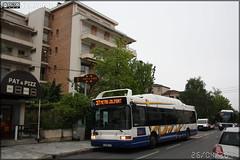 Heuliez Bus GX 317 GNV – Tisséo n°0358