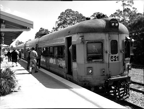 Railcar Farewell