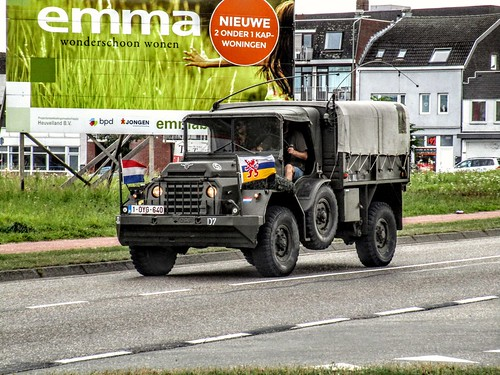 Militaire Oldtimers | 1-OYG-640