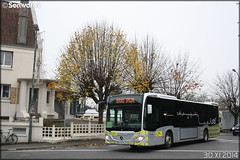 Mercedes-Benz Citaro C2 – Stivo (Société de Transport Interurbaine du Val d'Oise) / STIF (Syndicat des Transports d'Île-de-France) n°903 - Photo of Méry-sur-Oise