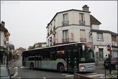 Setra S 415 NF – Stavo (Société de Transport Automobile de Versailles Ouest) (Groupe Lacroix) / STIF (Syndicat des Transports d'Île-de-France) / Plaine de Versailles n°S85 - Photo of Jouy-le-Moutier