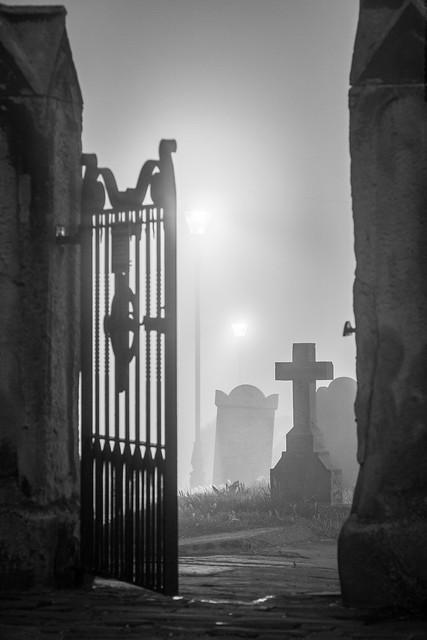 St Marys Graveyard Whitby