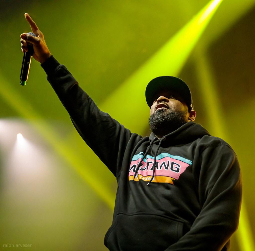 Wu-Tang Clan | Texas Review | Ralph Arvesen