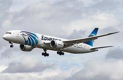 SU-GER Boeing 787-9 Dreamliner Egyptair FRA 2019-08-10 (11a)