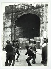 Rioting: Derry~Londonderry, July 1971.