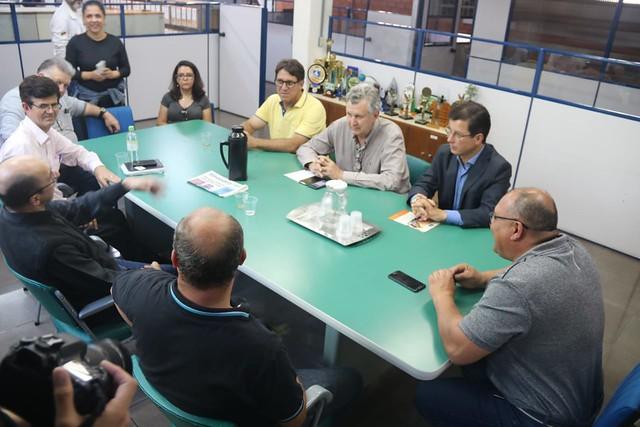 07/10/2019 Visita ACADEF Canoas