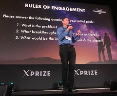 Making Moonshots at XPRIZE Visioneering 2019