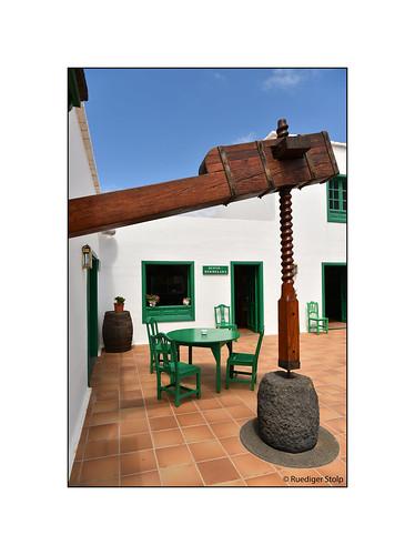 Casa Museo del Campesino, Lanzarote, Canary Islands, Spain