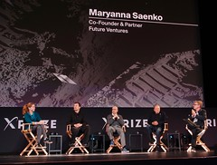 Future Ventures on the XPRIZE VC Panel