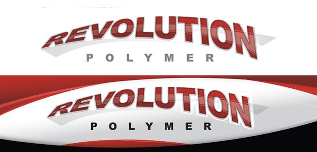 Revolution Polymer Banner Design