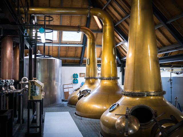 Lochranza Distillery, Isle of Arran