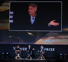 Harrison Ford on the Force and God