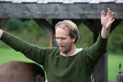 Viking House Storyteller and Games-33