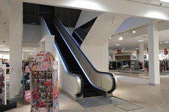 Escalator to Nowhere - JCPenney Regency Square