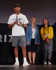 Pharrell Pitching Charter Communities