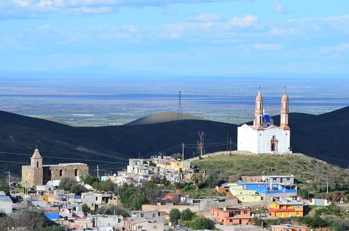 Veta Grande Zacatecas, Mexico.