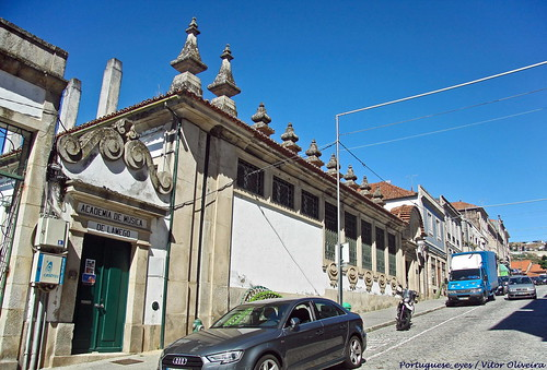 Biblioteca Municipal de Lamego - Portugal 🇵🇹