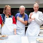 Anastasia Pavlyuchenkova, Kiki Bertens, Kristyna Pliskova