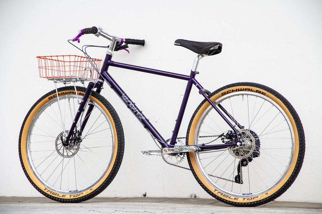 Velo Orange Piolet Built By Blue Lug Customer S Bike Catalog «スタマーズバイクカタログ