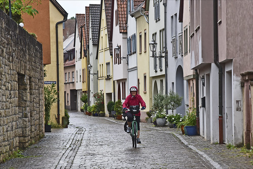 Cycling through Karlstadt (Explored)