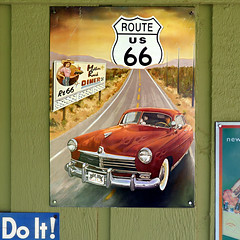 USA - Mother Road - Route 66