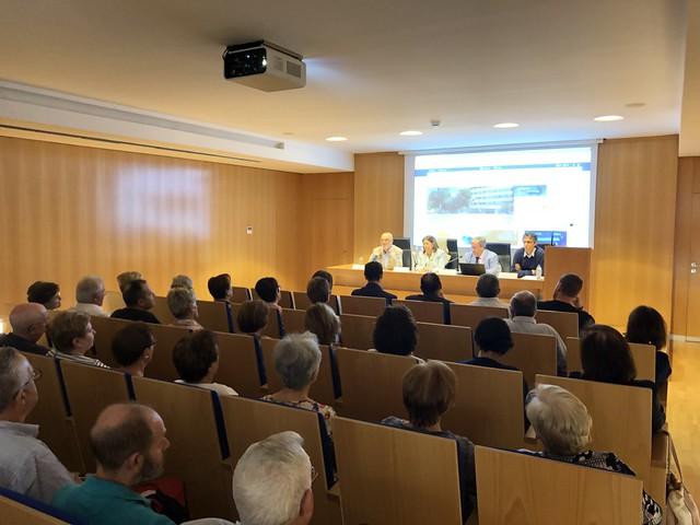 Inauguración de la Universidad de la Experiencia en Teruel