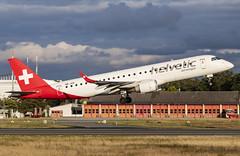 HB-JVQ Embraer ERJ190LR Helvetic Airways FRA 2019-09-28 (11a)