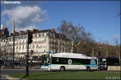 Heuliez Bus GX 317 GNV – Semitan (Société d'Économie MIxte des Transports en commun de l'Agglomération Nantaise) / TAN (Transports en commun de l'Agglomération Nantaise) n°478