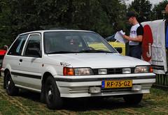 1986 Nissan Sunny 1.6 SLX Automatic