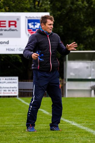Training der sorbischen Fußballauswahl Männer