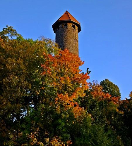 Schloßturm Auerbach/Vogtland