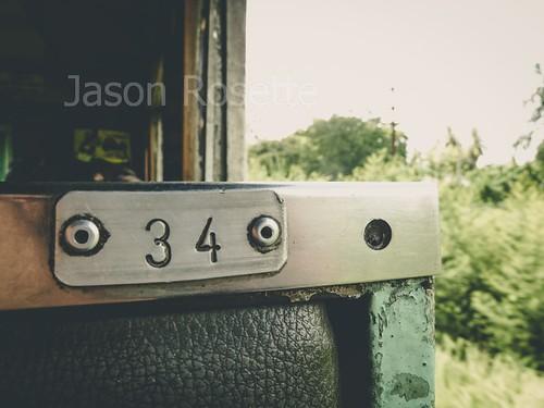 Seat 34