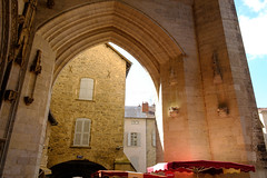 Arcades Place Notre-Dame - Photo of Savignac
