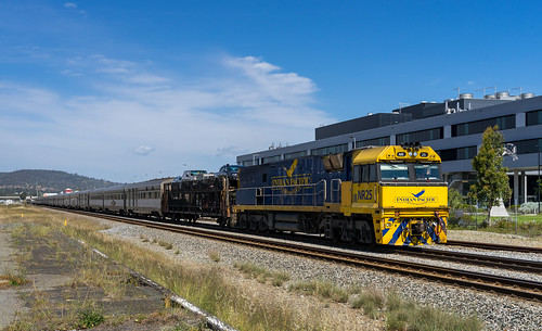 Australian Railways: Indian Pacific
