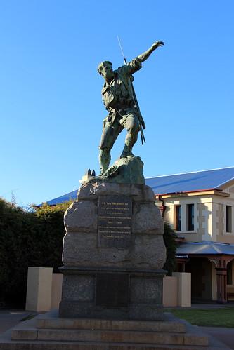 To the memory of the men of Broken Hills