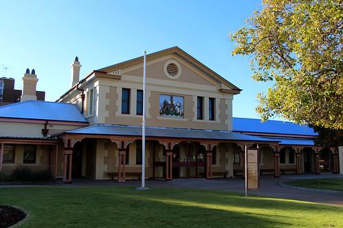 Broken Hill Court House