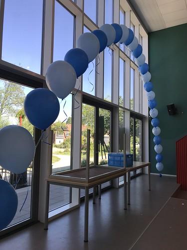 Heliumboog Dr Schaepmanschool Barendrecht
