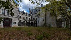 [Urbex] Château Markus