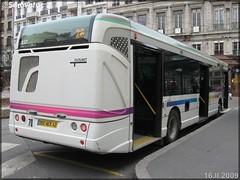 Heuliez Bus GX 327 – Flouret / STAS (Société de Transports de l'Agglomération Stéphanoise) n°837 - Photo of La Tour-en-Jarez