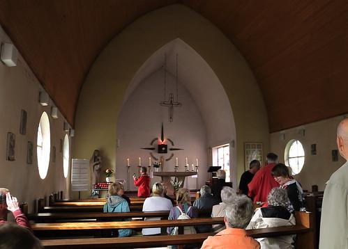 Tangerhütte, Kirche St. Elisabeth